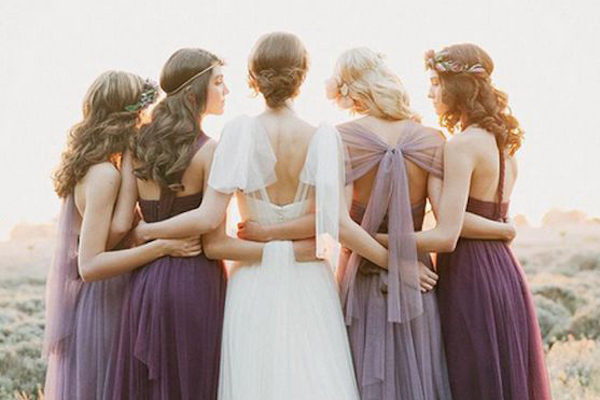 Ultra Violet: 20 idee per un matrimonio viola
