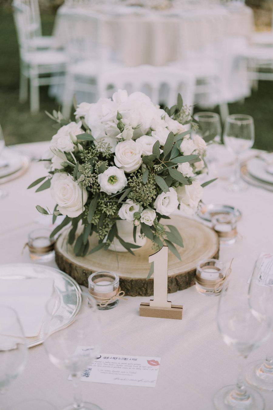 Parte Matrimonio Rustico : Foglie d ulivo per un matrimonio organico wedding wonderland