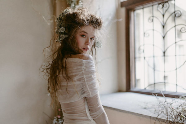Icecream: la nuova collezione sposa di Maura Brandino
