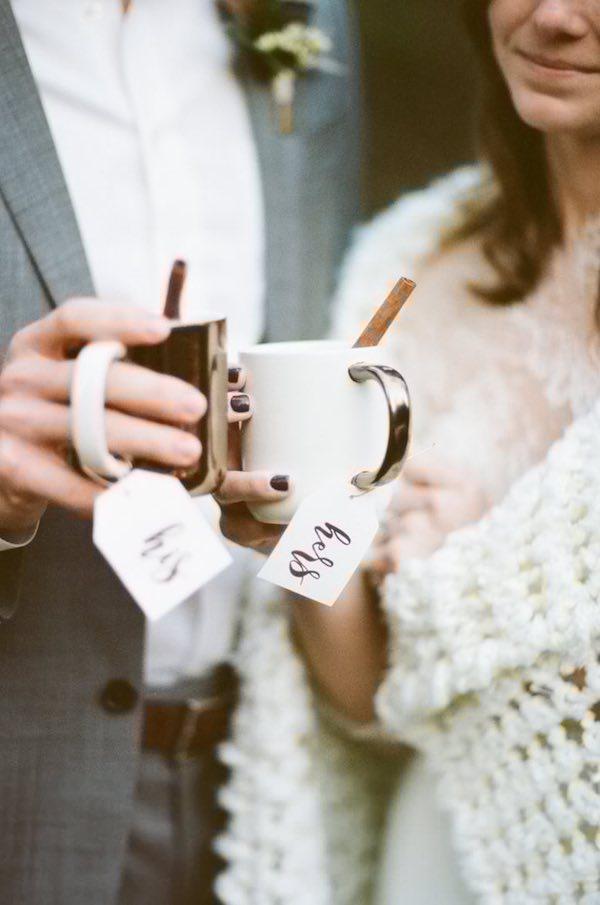 idee per un matrimonio hygge