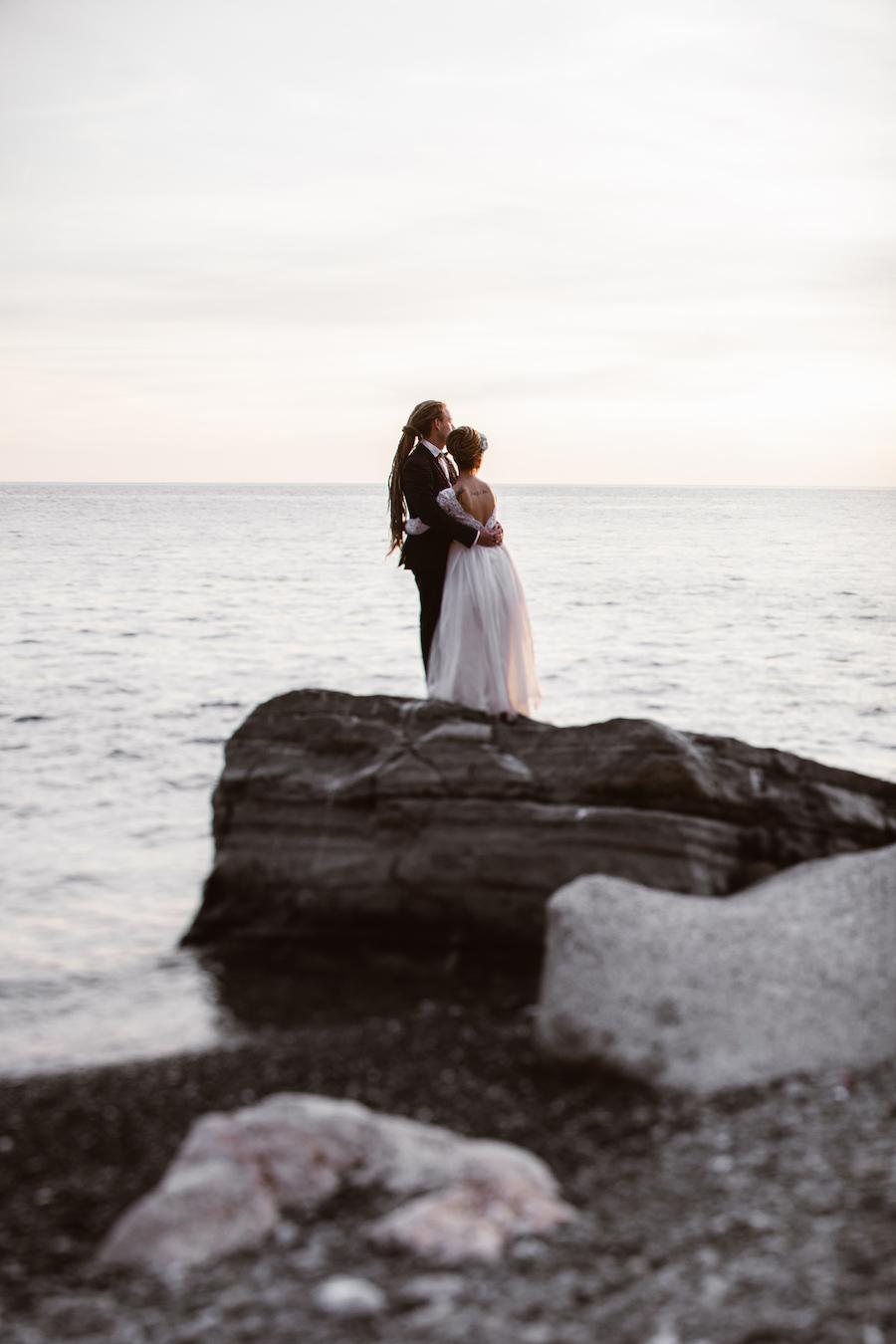 matrimonio alle cinque terre