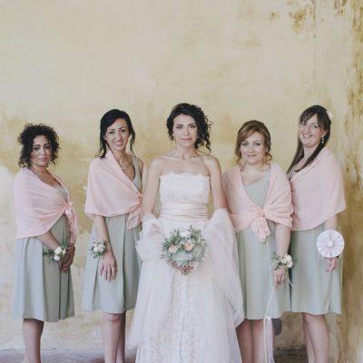 Un matrimonio botanico a Sorrento
