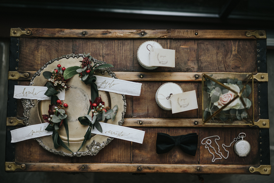 matrimonio invernale a tenuta acquaviva
