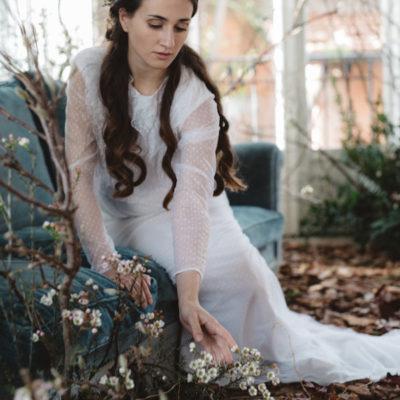 Come una nuvola: gli abiti da sposa di Silvia Moretta Wed Lab