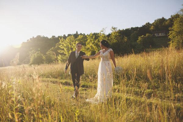 matrimonio a villa bria