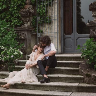 Un matrimonio ispirato a Espiazione