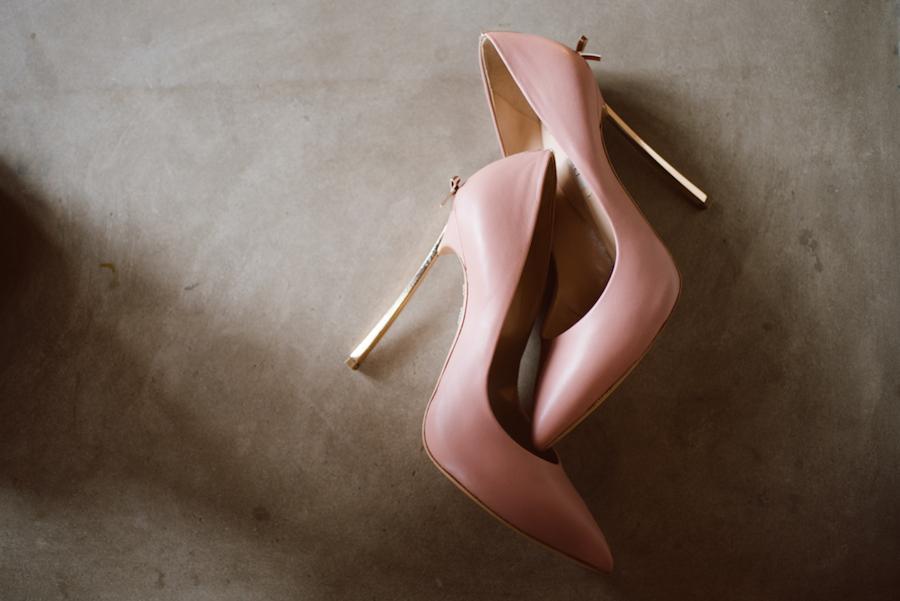 scarpe rosa casadei bridal