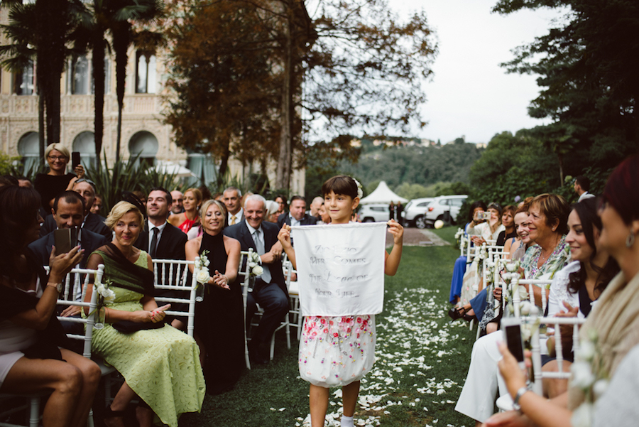 matrimonio a villa crespi