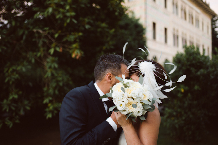 matrimonio botanico a villa crespi
