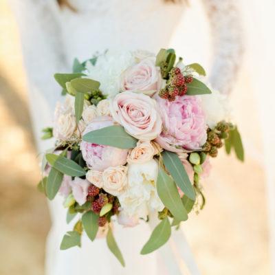 Il matrimonio di una fashion blogger in Toscana
