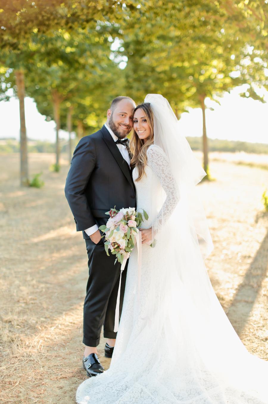 Matrimonio In Una Serra Toscana : Il matrimonio di una fashion ger in toscana wedding