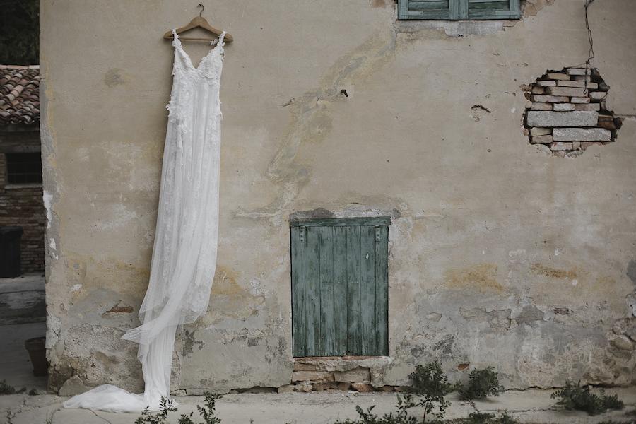 abito da sposa ricompose