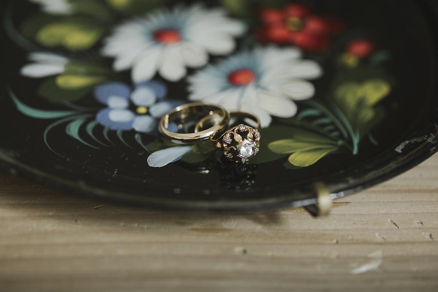 matrimonio intimo e bohémien