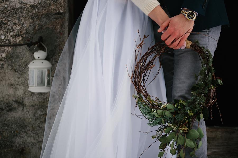 bouquet circolare