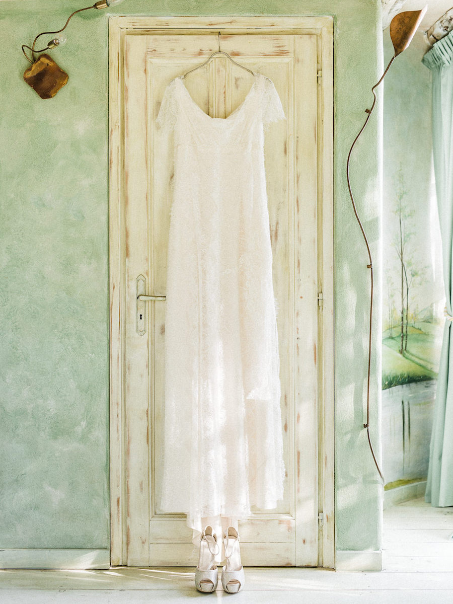 abito da sposa atelier yooj