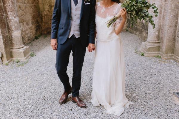 Un matrimonio handmade all'Abbazia di San Galgano
