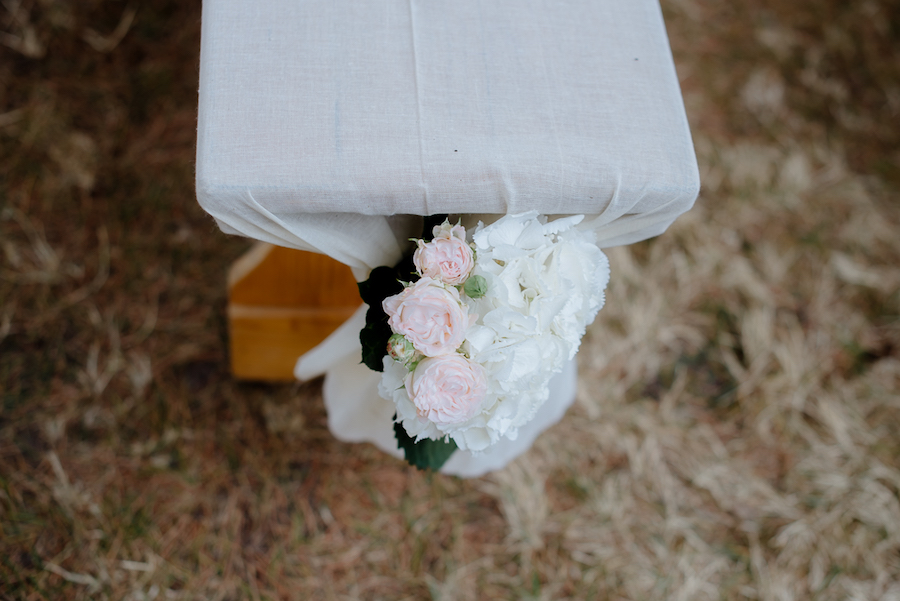 allestimento matrimonio bohemien