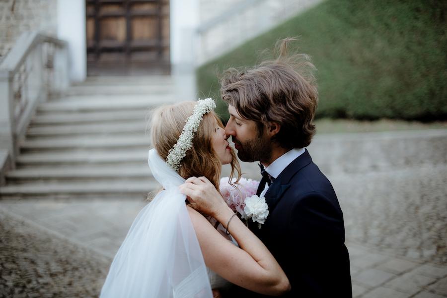 matrimonio romantico e bohémien