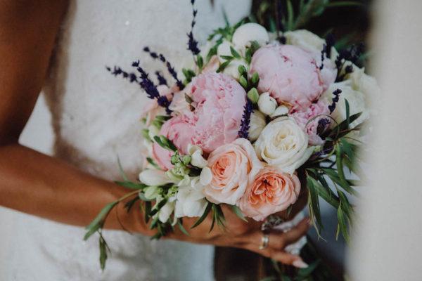 Rose Quartz e Serenity per un matrimonio in Sicilia