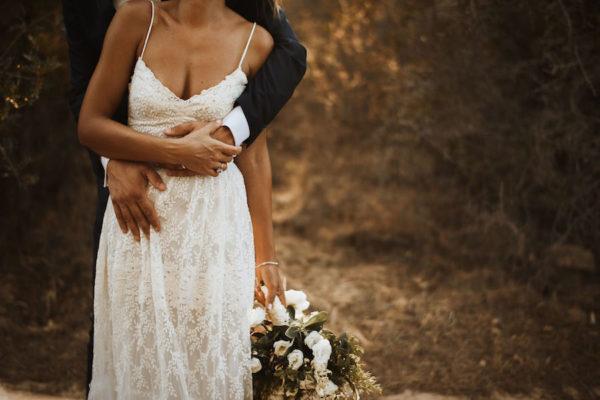 Un matrimonio sulla spiaggia a Porto Cervo