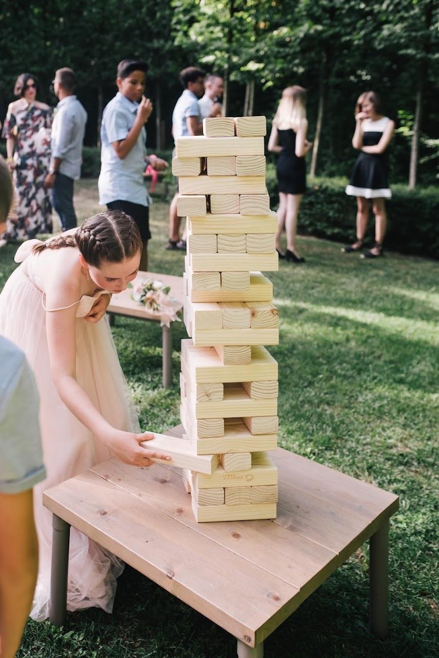 giochi matrimonio - venga