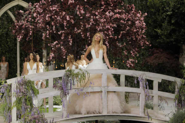 Atelier Pronovias 2019: la sfilata alla Barcelona Bridal Week