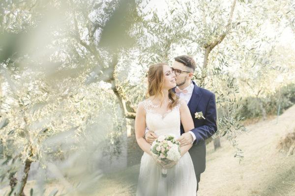 Colori pastello per un matrimonio ispirato alla musica