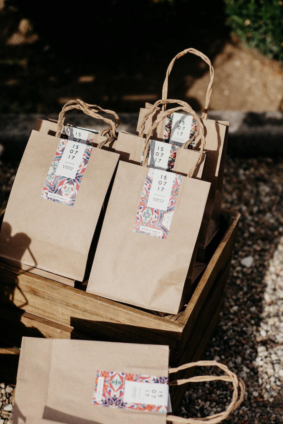 confezioni bomboniere bohemien