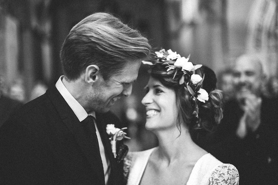 matrimonio nordico bohémien
