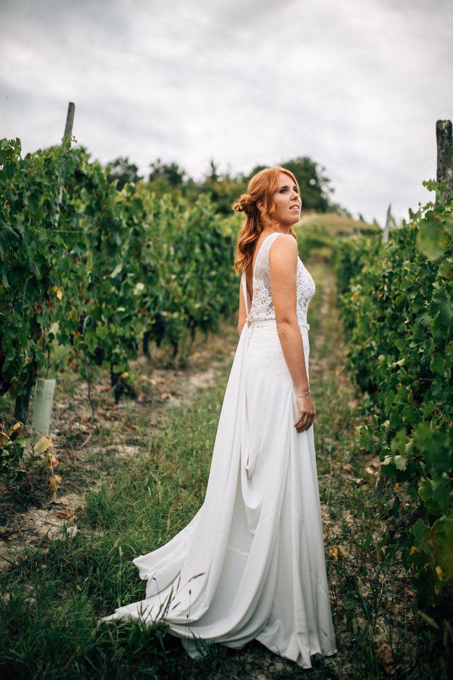 abito da sposa pronovias