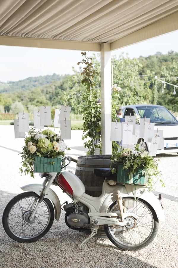 moto tableau de mariage