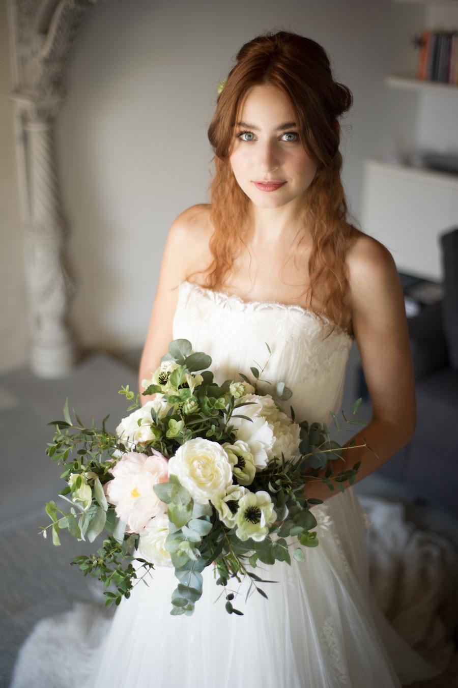 bouquet green