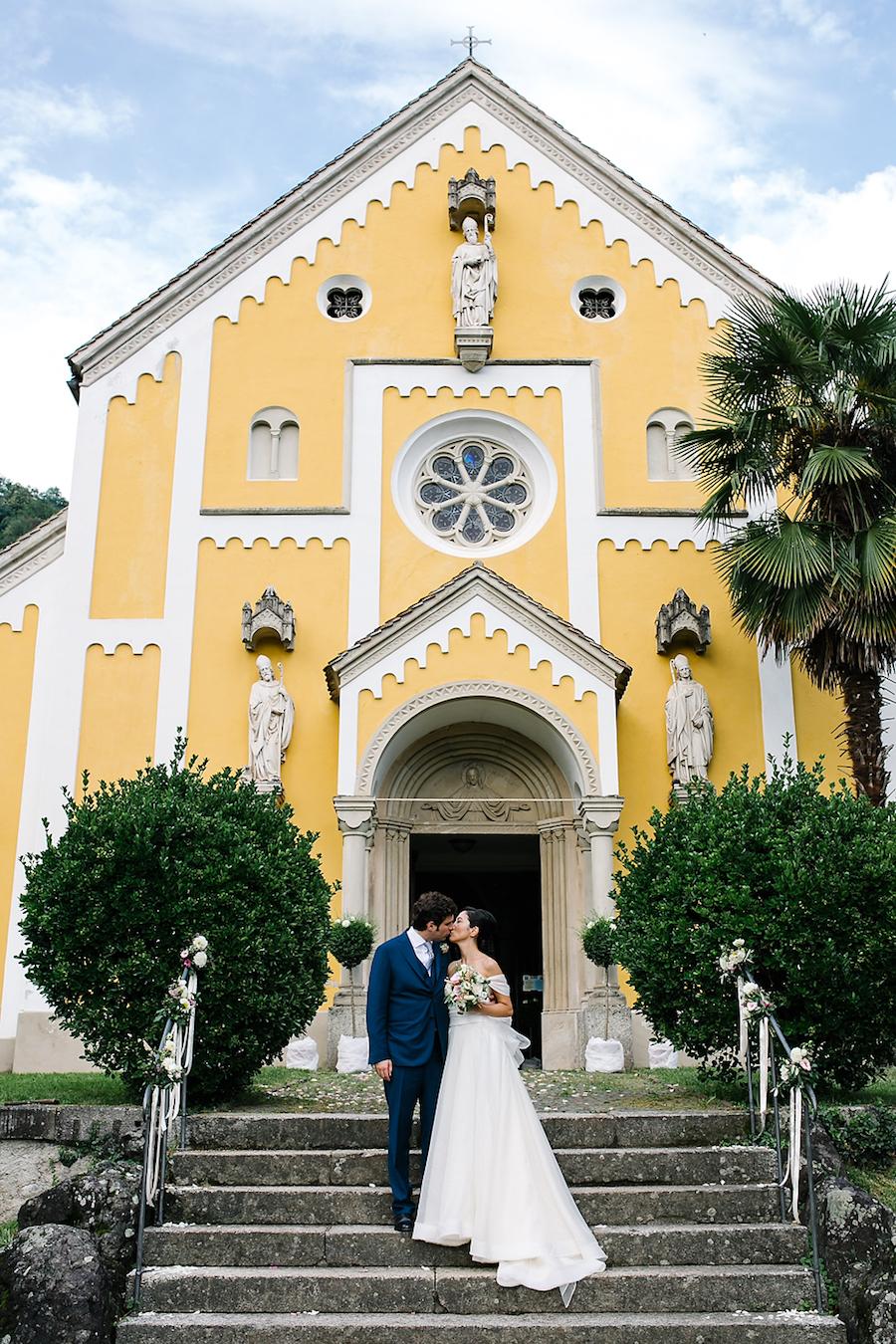 cerimonia chiesa san valentino, merano