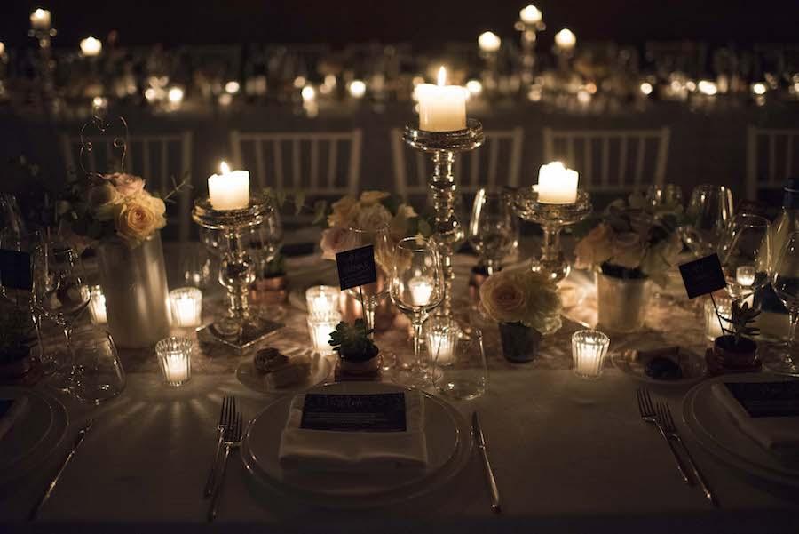 tavola matrimonio industriale