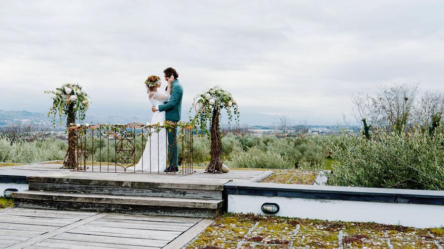 matrimonio intimo e vintage