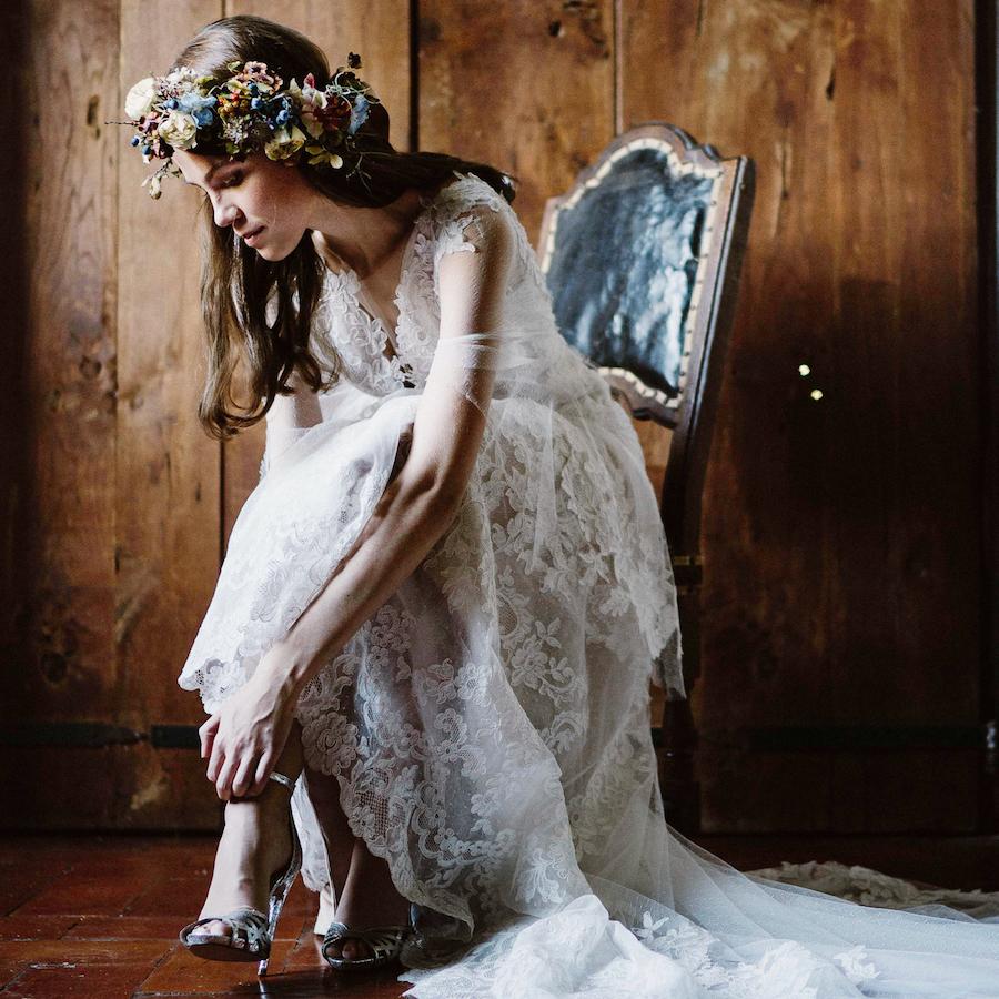 abito da sposa galvan sposa