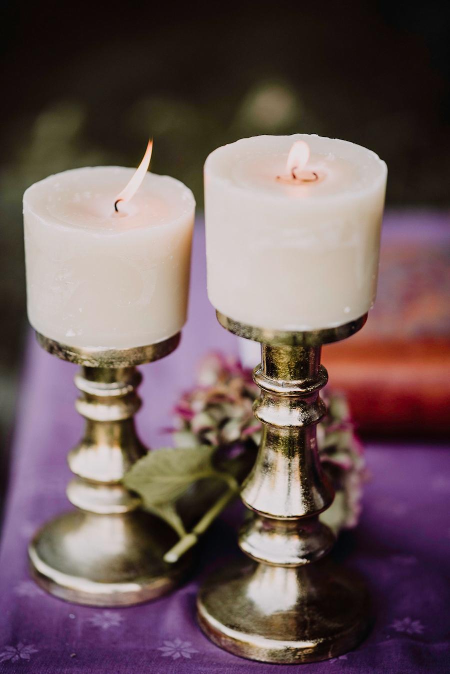 candelieri oro