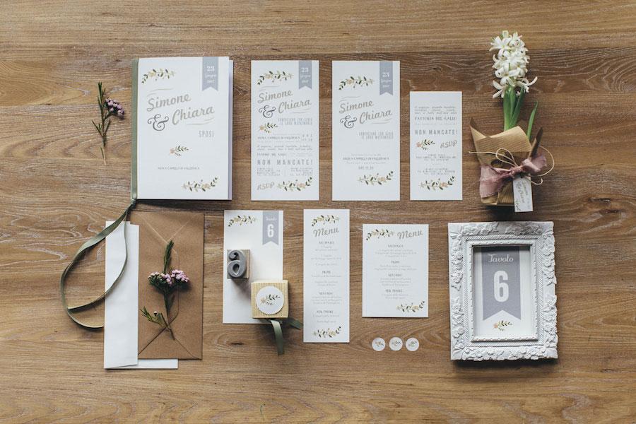 consigli per le partecipazioni di nozze