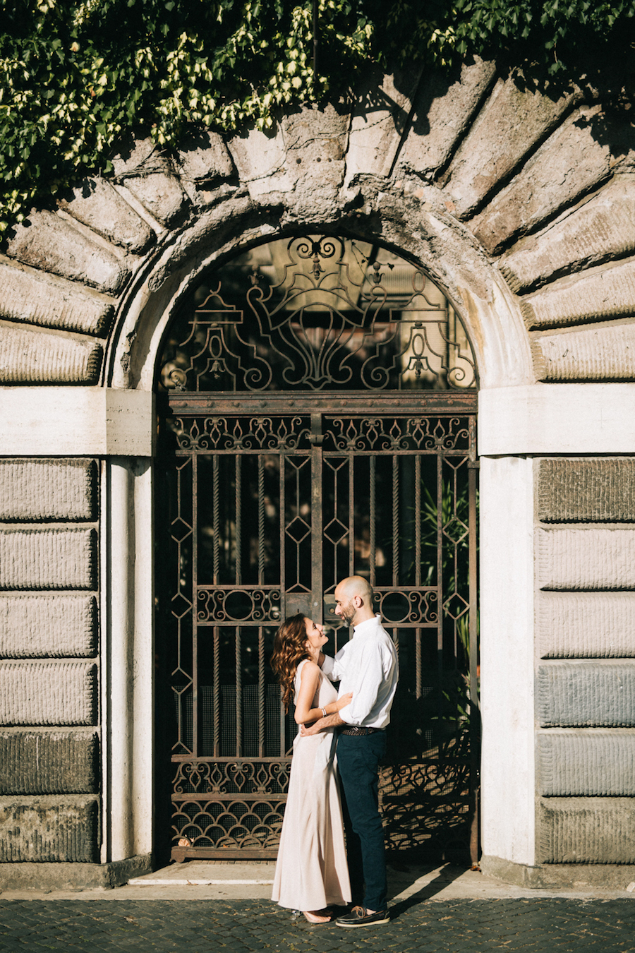 engagement session a roma