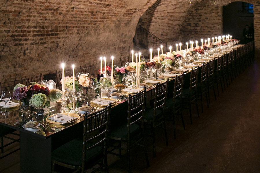 61b1516e230e Tavolo imperiale  16 idee per il vostro matrimonio