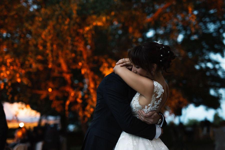 matrimonio autunnale ispirato al tè