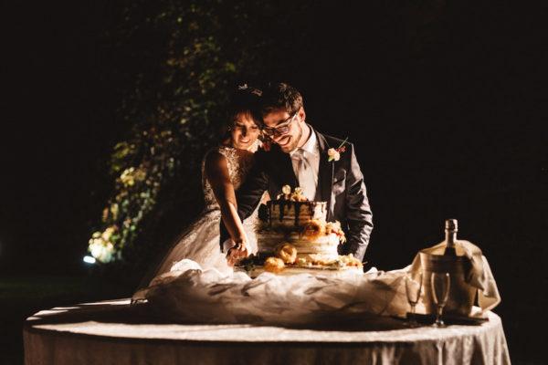 Un matrimonio autunnale ispirato al tè