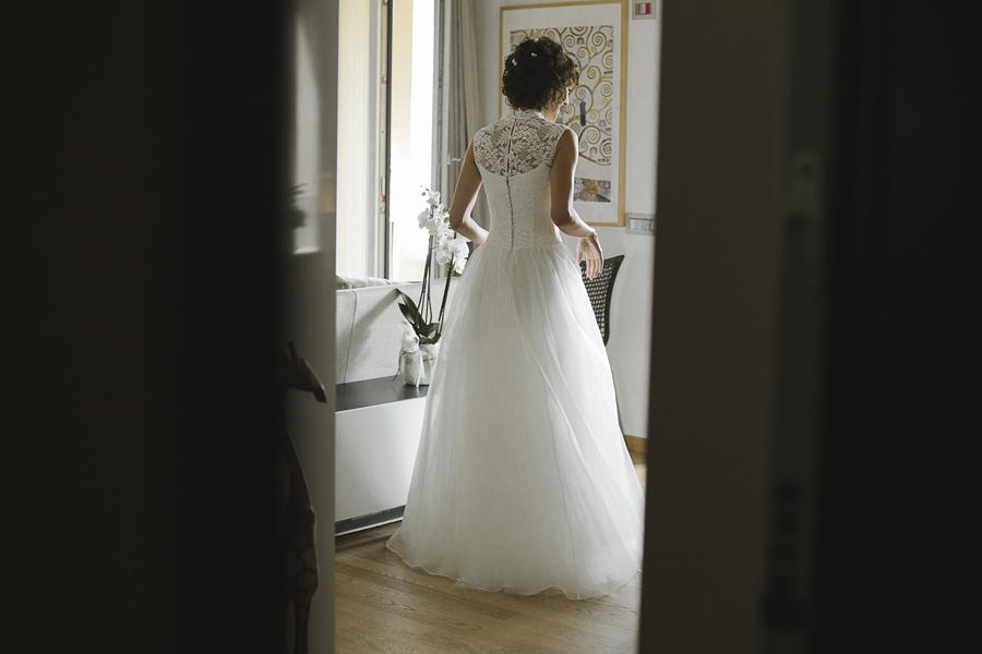 abito da sposa acquachiara