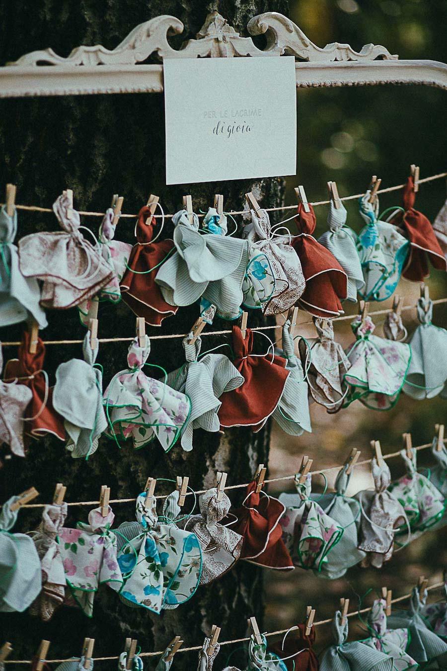 fazzoletti per cerimonia