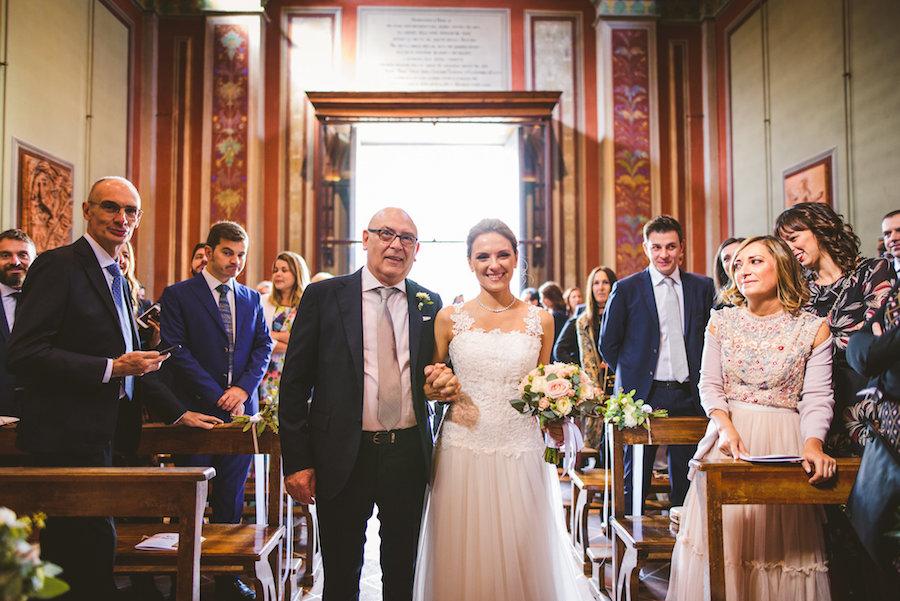 matrimonio rustico a camp di cent pertigh