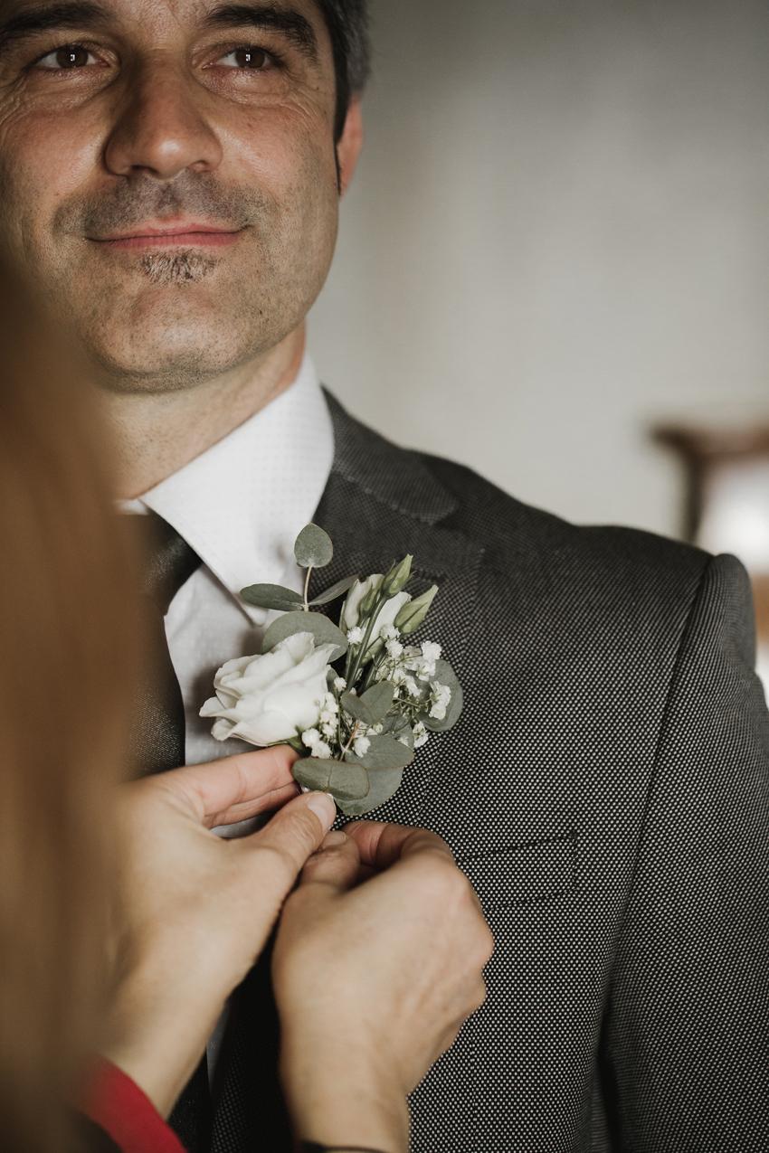 ispirazione per lo sposo