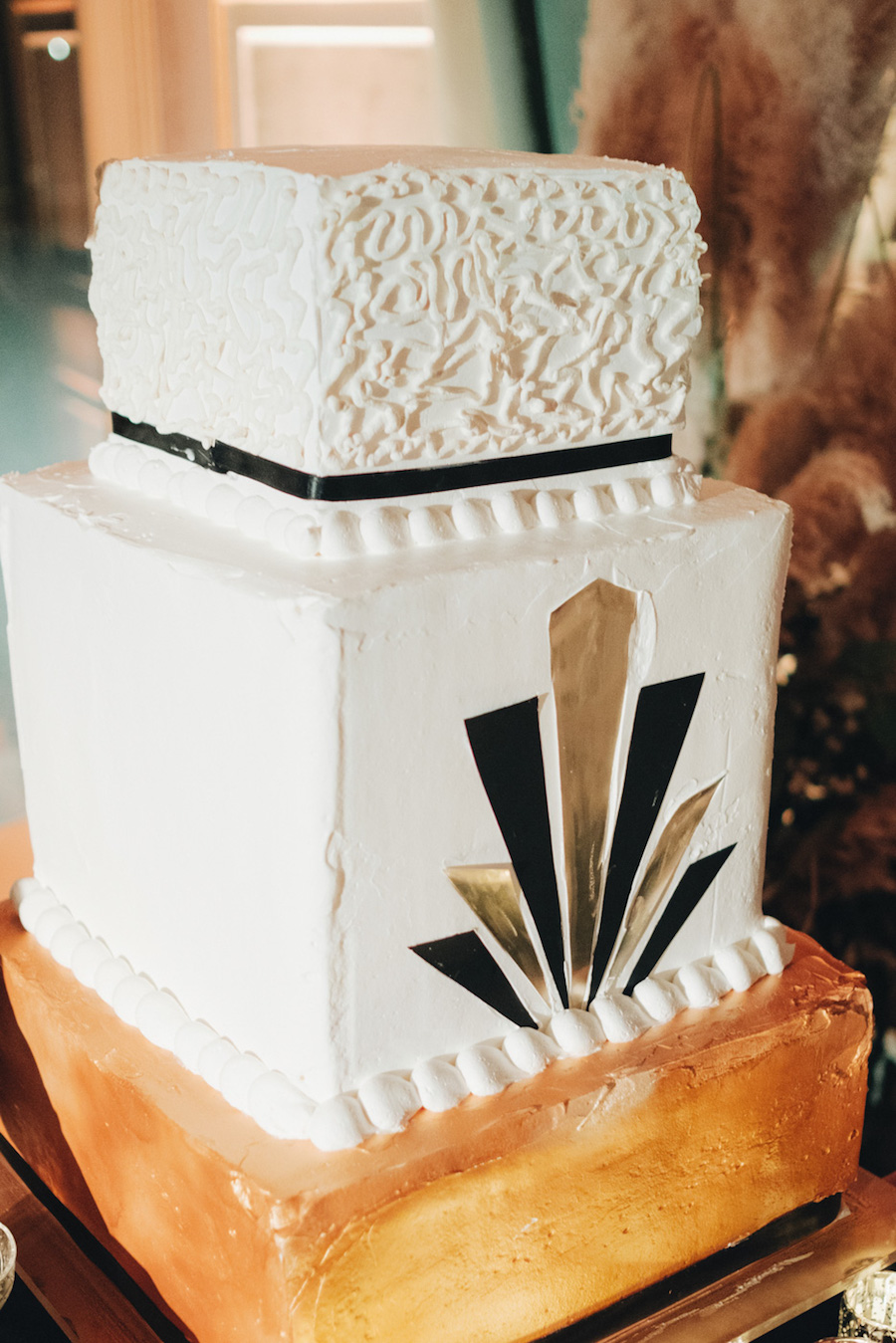 wedding cake anni '20