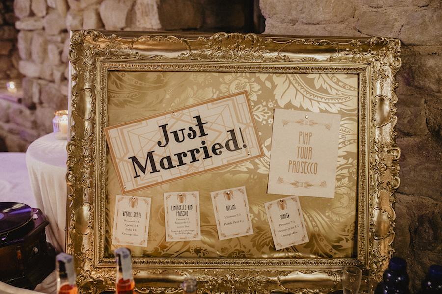 bar matrimonio anni '20