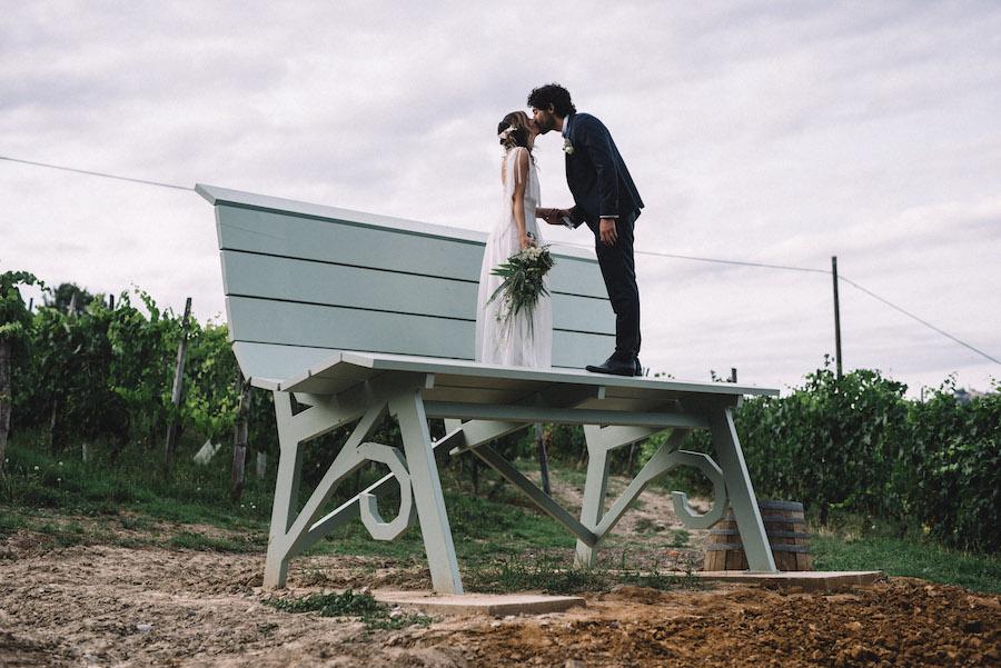 matrimonio boho handmade