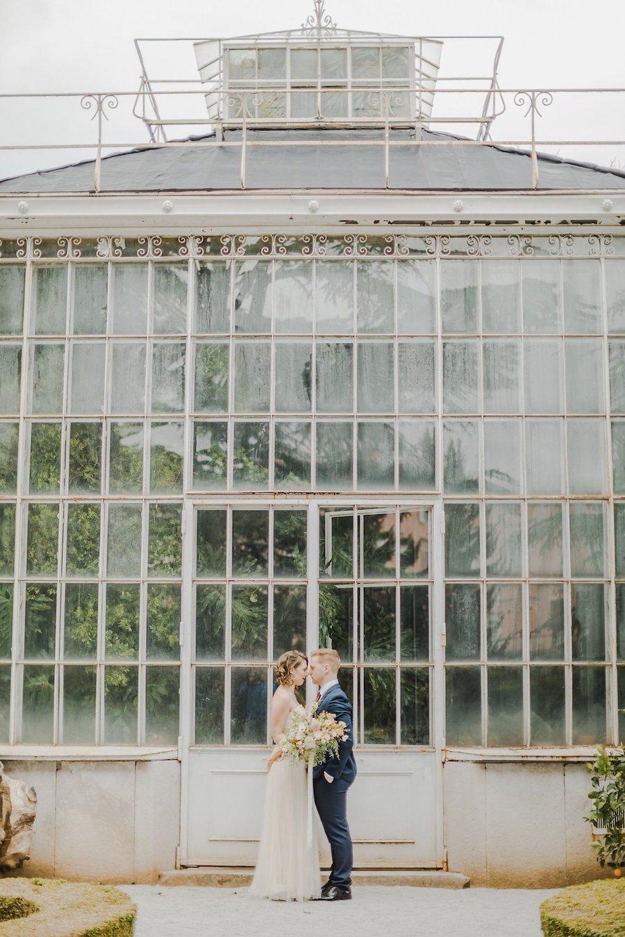 matrimonio botanico in serra